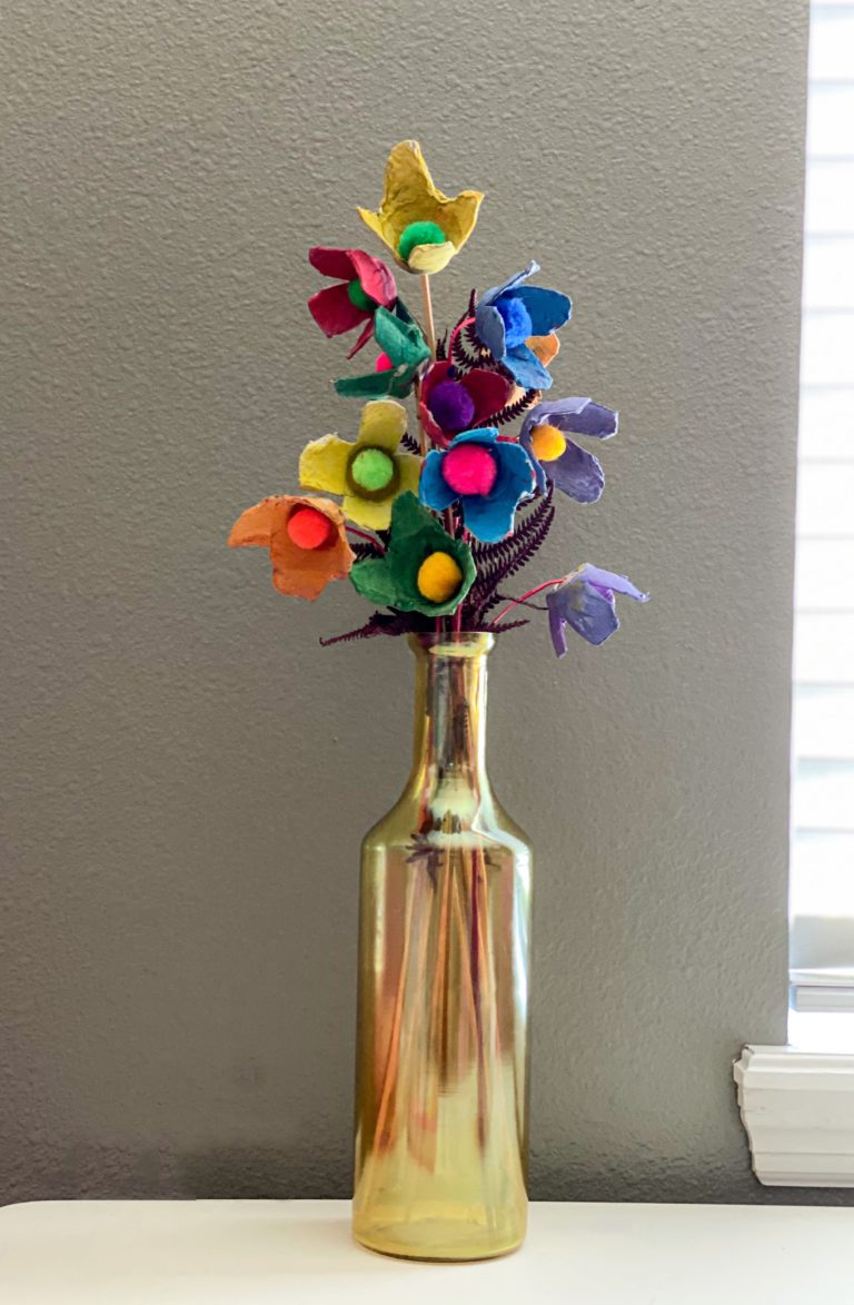 paper flowers, diy, flowers, garden, colorful , vase, yellow, spring