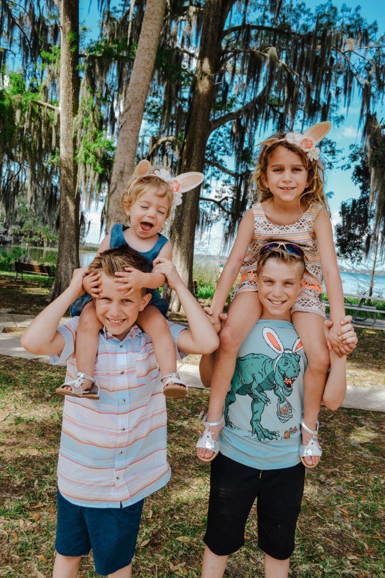 nature walk, family, florida, mount dora, trail, walk, outdoors